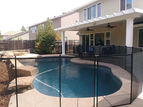 pool fence Danville, CA