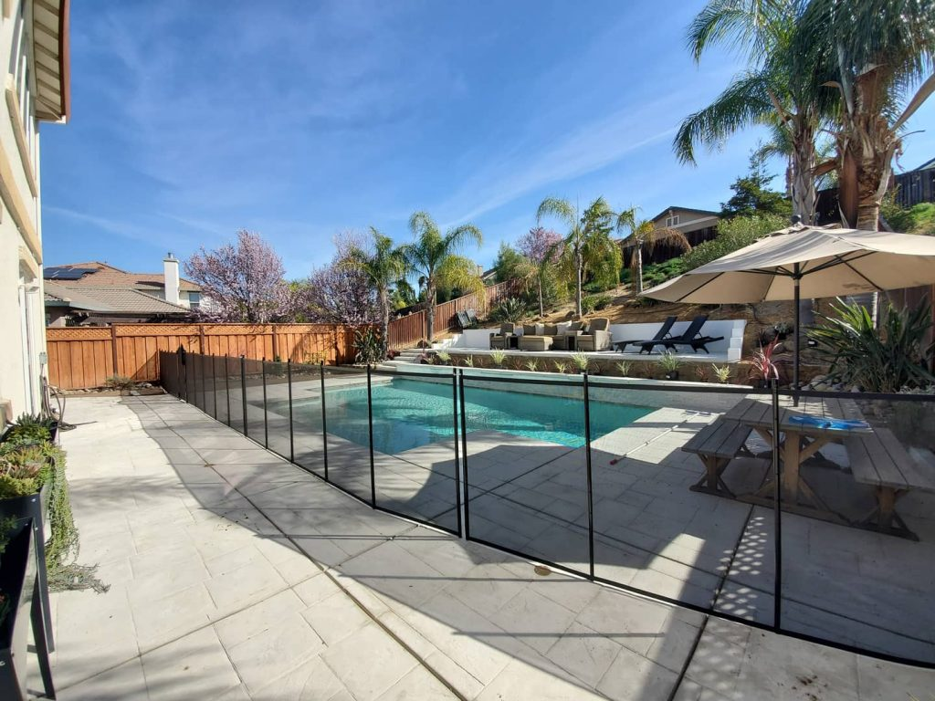 Life Saver pool fencing Brentwood, CA