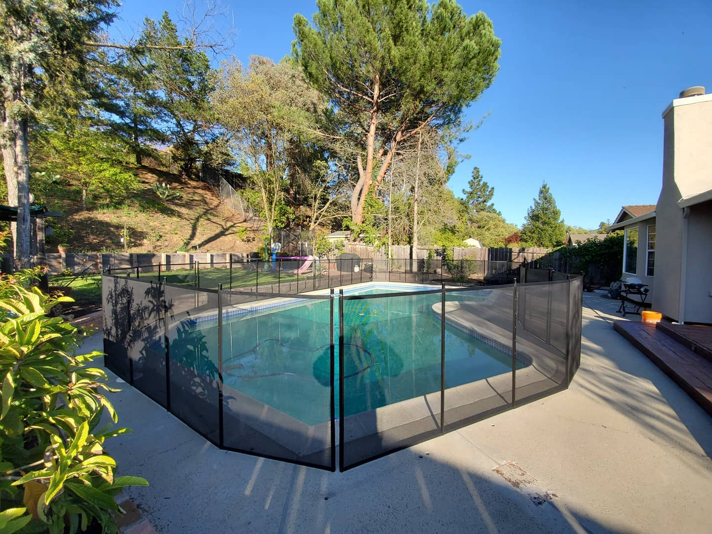 pool fence Pleasanton