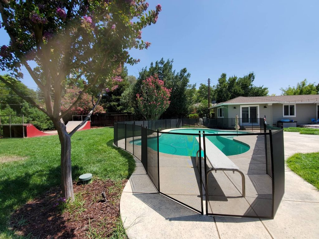pool fence installations in Sacramento, CA