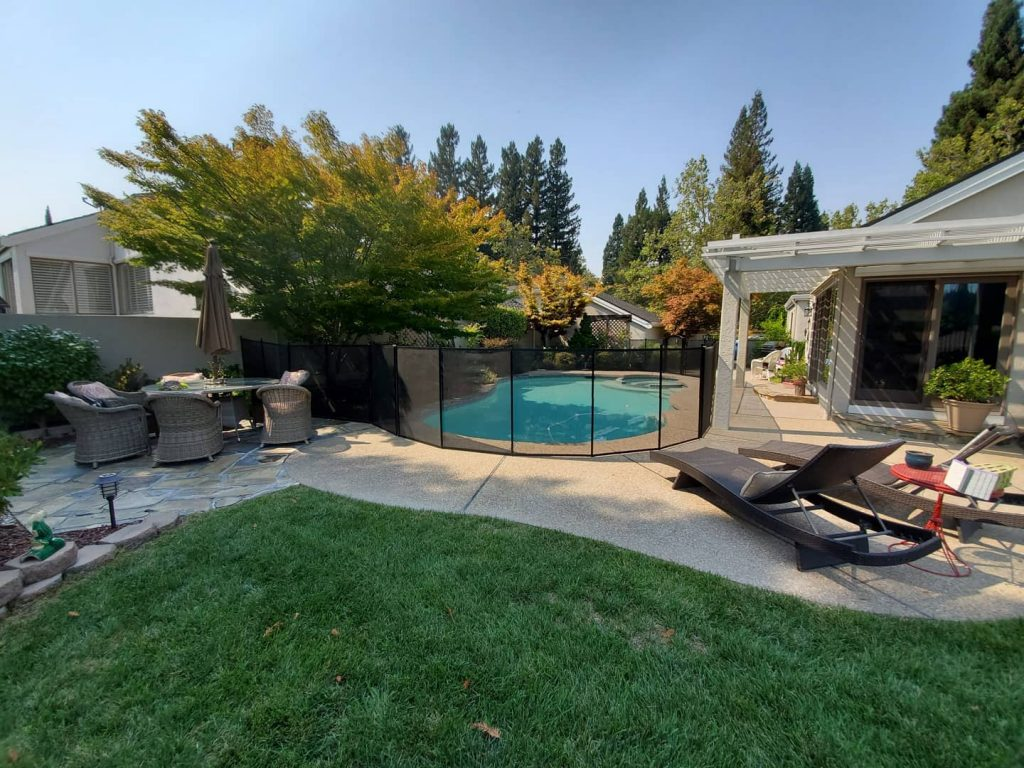 pool safety fence installations in Blackhawk, CA