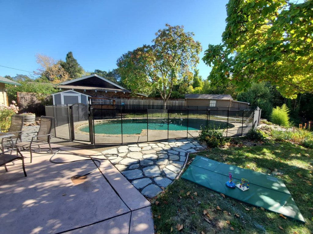 pool fence Santa Rosa, CA