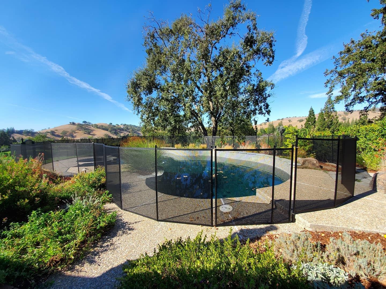 pool fence installations Modesto, CA