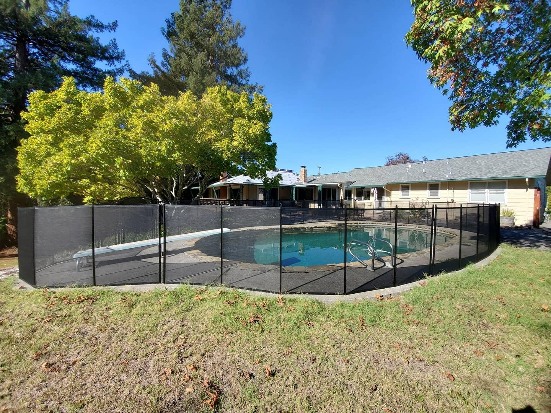 pool fence Modesto