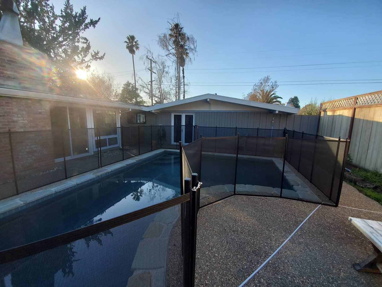 child pool safety fence Novato, CA