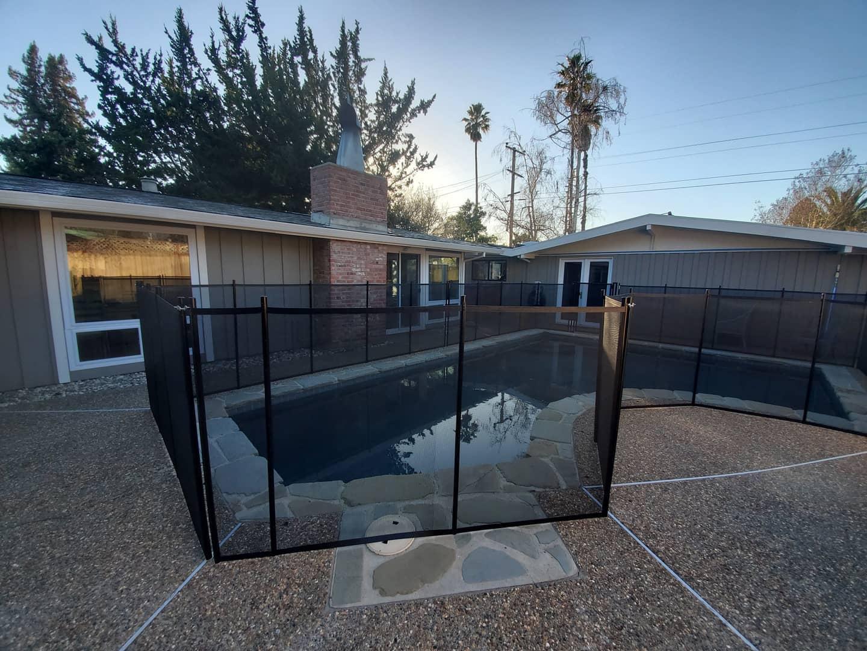 pool fence installation in Novato, CA